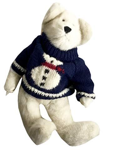 - Boyd's Bears Plush QVC Exclusive SVEN B. FROSTMAN - w/Snowman Sweater