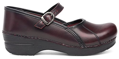 Dansko Shoes Womens Clogs Marcelle Fabric 42 Cordovan Cabrio 822810202