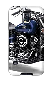 Durable Case For The Galaxy S5- Eco-friendly Retail Packaging(yamaha Motorcycle )
