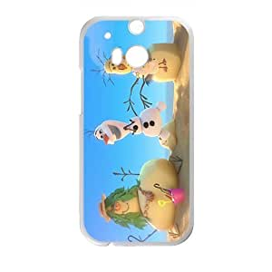 Frozen practical fashion lovely Phone Case for HTC One M8