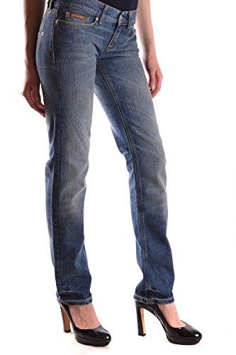 Dolce E Gabbana Jeans Donna MCBI099364O Cotone Blu