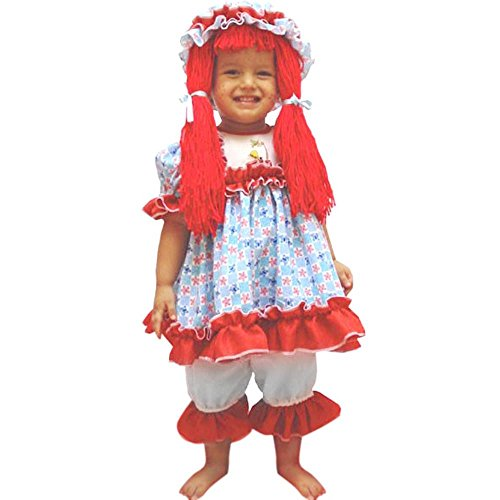Deluxe Infant Rag Doll Halloween Costume (6 Months)