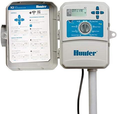 Global Material Programmierer Hunter X2-201, 2 Jahreszeiten, WiFi-kompatibel