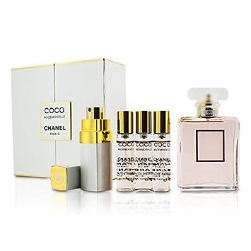 0f888649e4730a Coco Mademoiselle by Chanel Eau de Parfum Spray 50ml & Refillable Eau de  Parfum Purse Spray