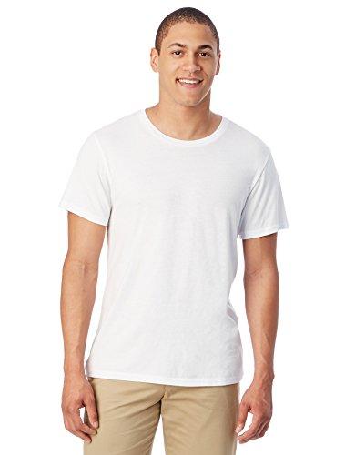 Organic Basic Crew Shirt - 1