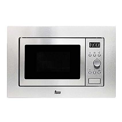 Teka mwe-204 - Microondas fi inox grill con marco, 20l: Amazon.es: DROITEK