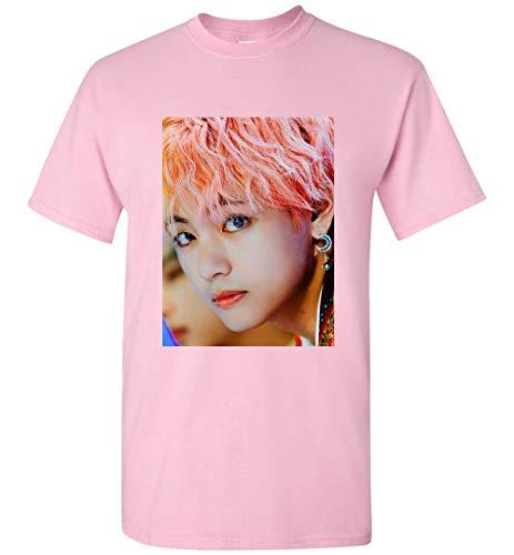 The Incredible BTS Idol Kim Taehyung V T-Shirt RM Jin Suga J-Hope Jimin V Jungkook -
