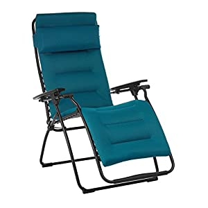 Lafuma LFM3120-6893 Futura Air Comfort Recliner - Coral Blue