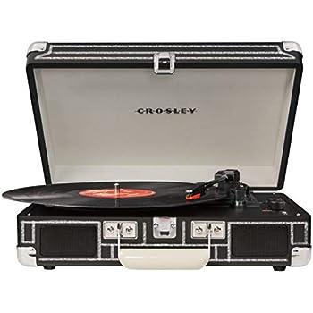 Amazon.com: Crosley Cruiser Vintage 3-Speed Suitcase ...