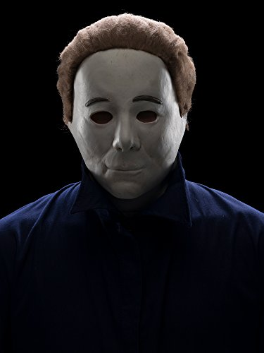 Rubie's Men's Halloween 4 Michael Myers Mask, Multi,