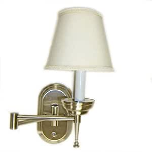 12 volt Brushed Nickel Wall Sconces Light - - Amazon.com