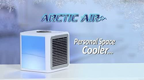 Arctic Air As Seen On Tv 45 Sq Ft Portable Air Conditioner Amazon Ca Home Kitchen