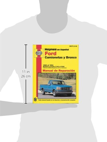 Ford Camionetas & Bronco (80 - 94) (Haynes Manuals): Amazon.es: John (University of Essex UK) Haynes: Libros