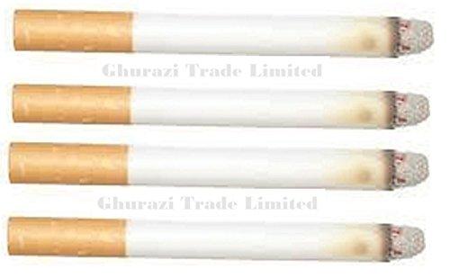 bab1b11b596 GTL 4 Fake Cigarettes Fags Smoke Effect Lit End Joke Pranks Novelty Trick  Fancy Gifts