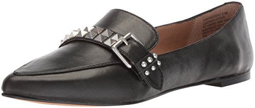 Flat Black With Steve Stud Fire Madden Loafer Women's IAxIR8Xqw