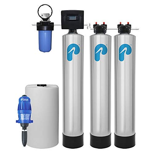 Iron/Manganese Whole House Water Filter & Salt-Free Softener
