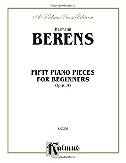 piano pieces for beginners pdf