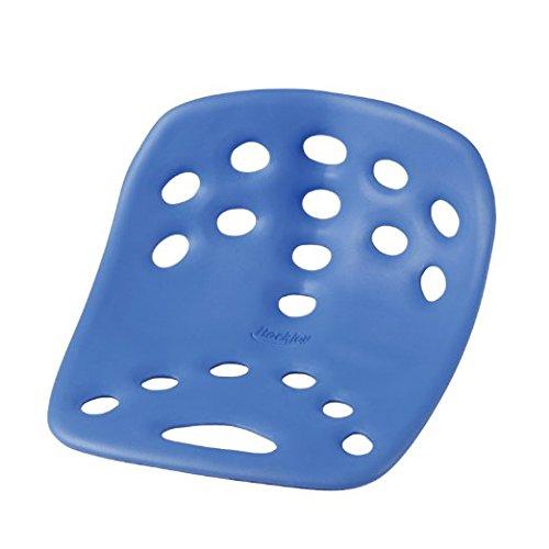 Backjoy Sitsmart Relief Posture+ Support Seat Cushion Sea Blue Bjpps002