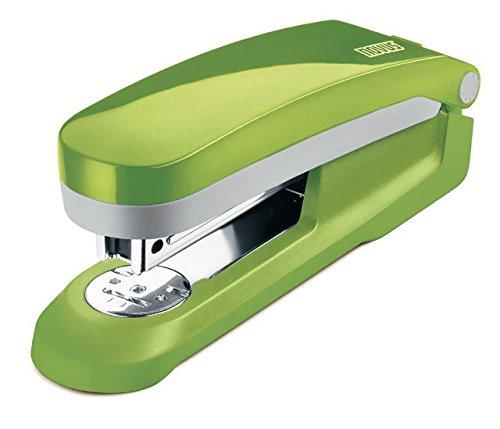 Novus E 25 020-1787 Office Stapler for 25 Sheets 53 mm Green ()