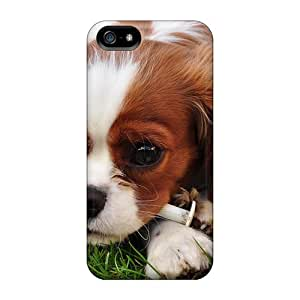 High Quality TianMao Spaniel Skin Case Cover Specially Designed For Iphone - 5/5s