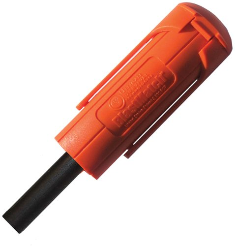 UST BlastMatch Fire Starter with One-Handed Operation and Lightweight Design for Camping, Hiking, Emergency and Outdoor Survival by UST