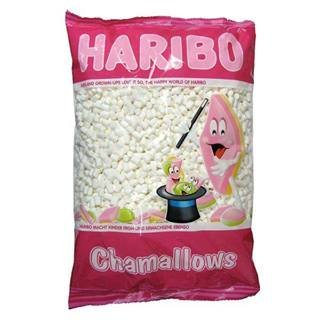 Chamallows Haribo Minis Catering 1Kg X Case Of 8