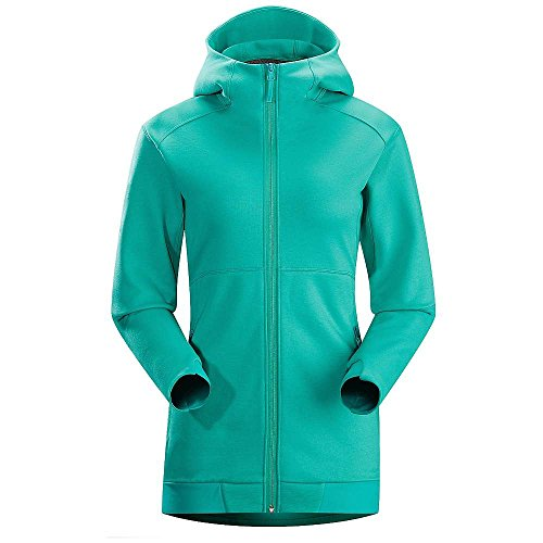 Arcteryx Straibo Hoody - Women's Patina Teal XL by Arc'teryx