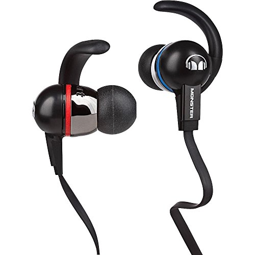 Monster iSport Immersion In-Ear Headphones with Co...