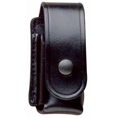 DeSantis Black - Plain - Chemical Spray Holder - 2 oz. - Black Snap by DeSantis