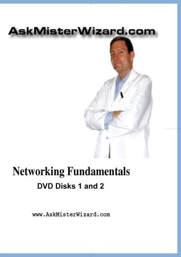 AskMisterWizard.com Networking Fundamentals DVD Set (802.11 Wireless Lan Fundamentals)