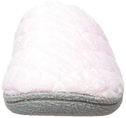 Quilted Pink Dearfoams Mule Fresh Clog Women's Terry CCFr5gR