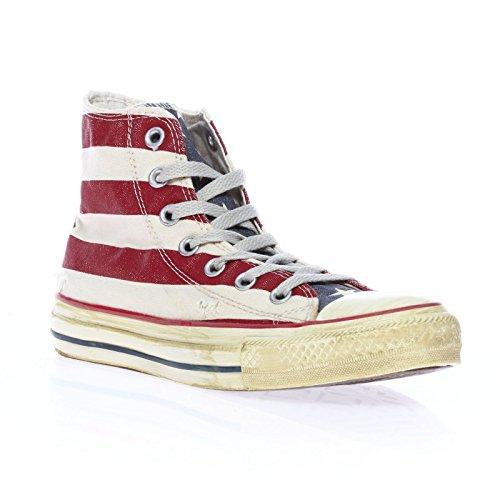 Converse Ctas Union Jack 135504c Sneaker Unisex Adulto Multicolore