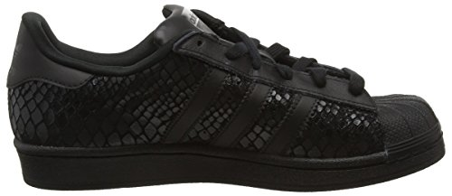 Black core Adidas Basses Superstar Baskets Femme core Black Noir X1wYARwq