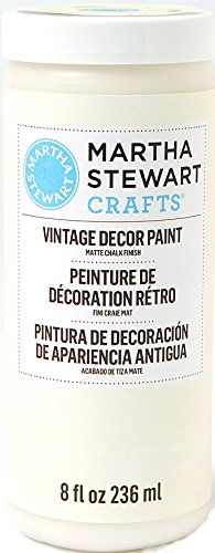 Martha Stewart Crafts Vintage Decor Pain - Ivory Chalk Shopping Results