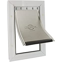 PetSafe, Staywell, Aluminium Pet Door, Large, Solid Design, Easy Install