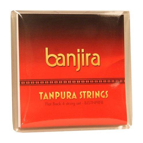 Banjira Flat Back Tanpura String Set by banjira