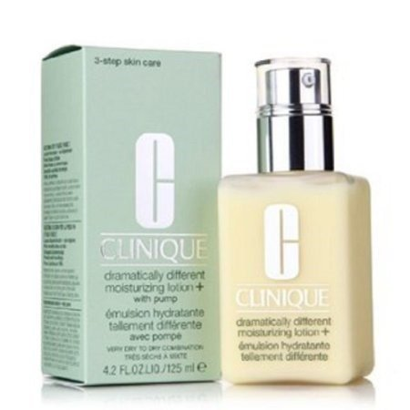 Clinique Dramatically Different Moisturizing Lotion+ 4.2 fl oz with Pump