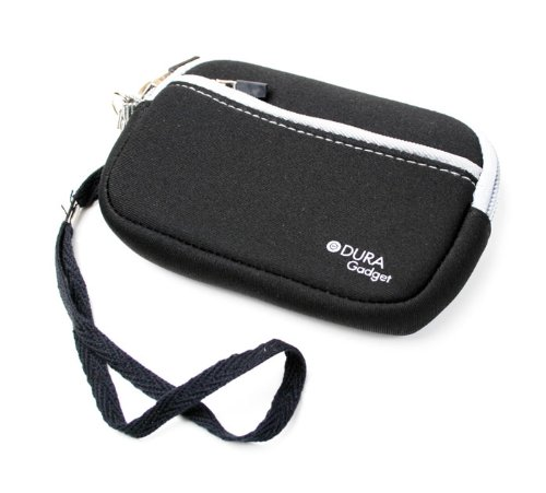 DURAGADGET Fantástica Funda De Neopreno En Color Negro Ideal ...