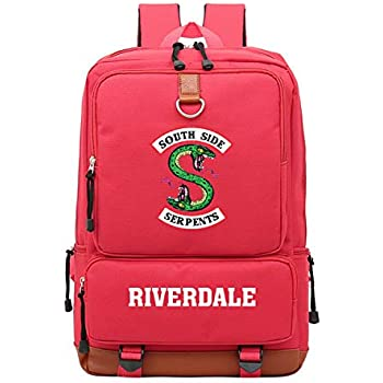 Amazon.com: Man Woman Riverdale Laptop Backpack + Lunch