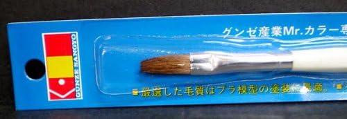 グンゼ・Mr.カラー 特選高級筆 平筆2号