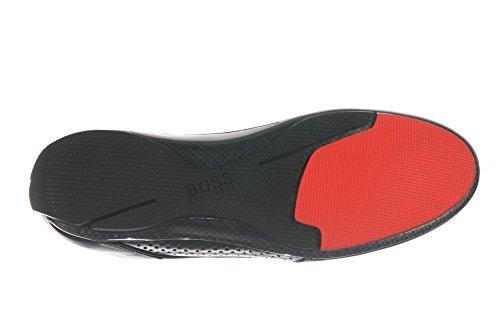 Zapatillas Hugo Boss Hombres Racing 10188026 01 50307934-001 Negro