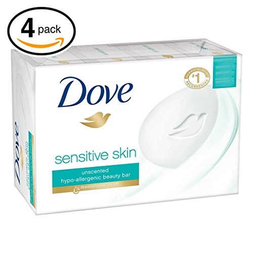 PACK BARS Dove Unscented Beauty