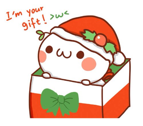 cute anime christmas pictures