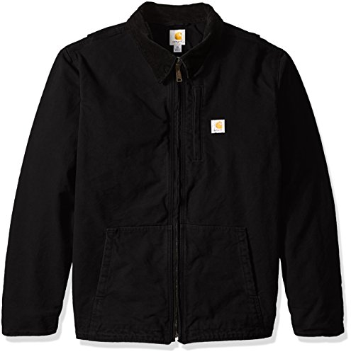 Carhartt Men's Big & Tall Full Swing Armstrong Jacket, Black, Large/Tall ()