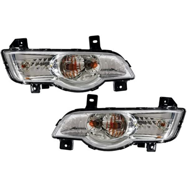 Front Parking Turn Signal Directional Light Lamp Right RH for 09-12 Traverse