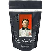 Boston Doves - Ginger Beaumont - Baseball Card (8oz Whole Bean Small Batch Artisan Coffee - Bold & Strong Medium Dark Roast w/ Artwork)
