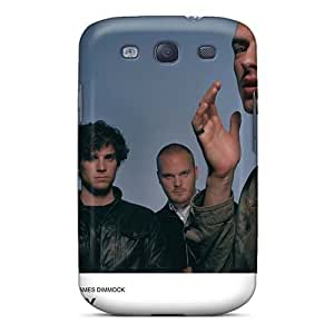 JamieBratt Samsung Galaxy S3 Excellent Hard Phone Cases Customized High-definition Coldplay Band Skin [ChO5663oeRX]