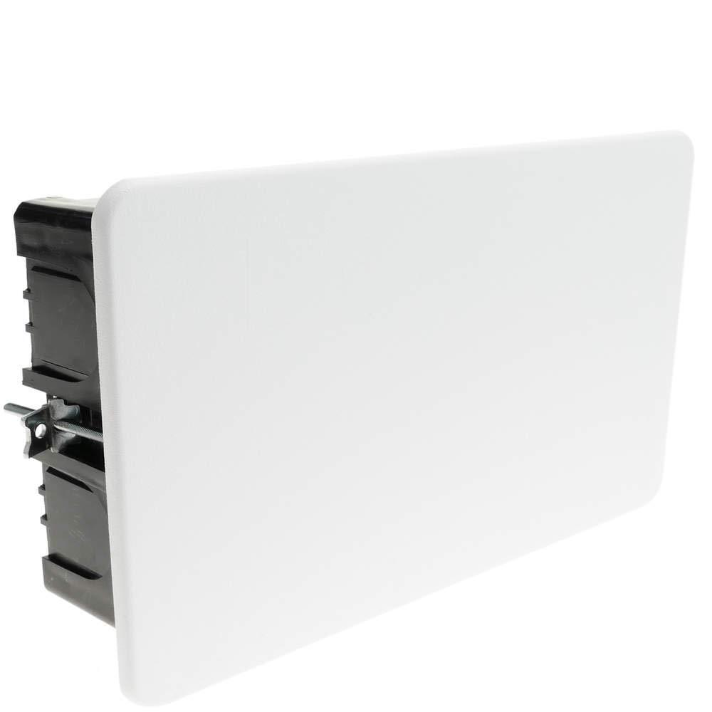 BeMatik - Einbaudose rechteckig elektrisches Register 200x125x63mm fü r Hohle Wä nde BeMatik.com
