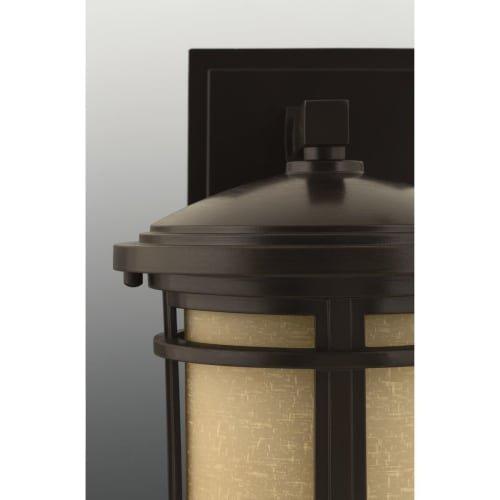 Progress Lighting P6085-31 Med Wall Lantern, Black