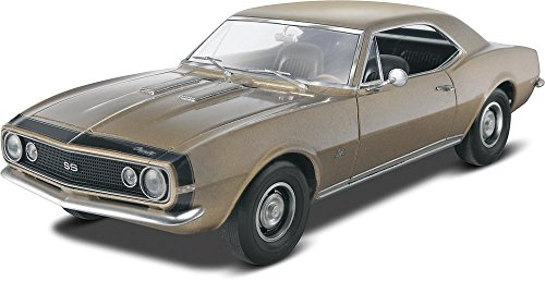 Revell Slot Cars (Revell/Monogram 1967 Camaro SS 2-in-1 Car Model Kit)